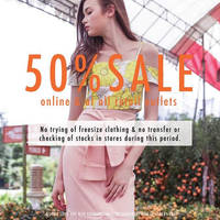 OSMOSE 50% Off Storewide Annual Sale From 11 Feb 2016