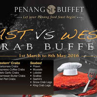 Read more about Penang St East vs West Crab Buffet 1 Mar - 8 May 2016