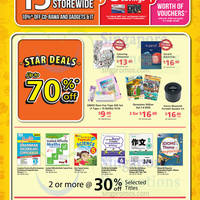 Read more about Popular 15% Off Storewide Mega Sale 19 - 28 Feb 2016