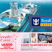 Read more about Royal Caribbean Partner Cruises FREE Promo From 4 Feb 2016