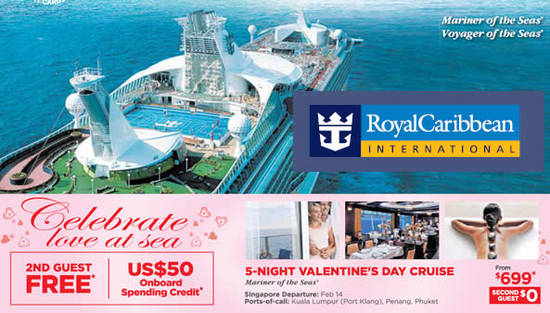 Royal Caribbean Feat 4 Feb 2016