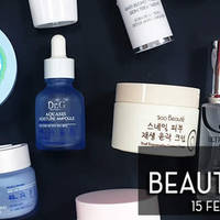 Read more about Sasa Beauty Fair @ Tampines One 15 - 21 Feb 2016