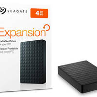 "Grab a Seagate 2.5"" Expansion 4TB Portable External Hard Drive USB 3.0 (STEA2000400) Powered by USB port at about S$161"
