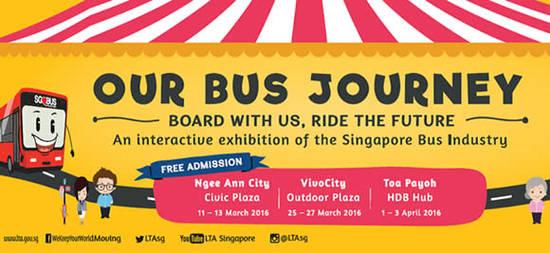 Singapore Bus Carnival 11 Feb 2016