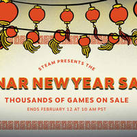 Read more about Steam Lunar New Year Sale 6 - 12 Feb 2016