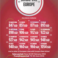 Read more about Turkish Airlines fr $847 Europe Promo Fares 25 - 29 Feb 2016