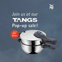 WMF Pop-up Sale @ Tangs 7 - 21 Feb 2016