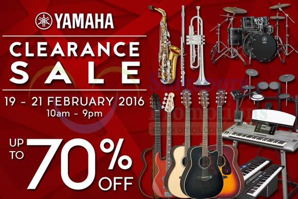 Yamaha Music Feat 11 Feb 2016