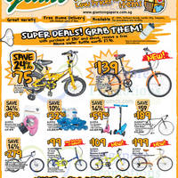 Read more about Aleoca Bicycles Offers @ Giant Hypermarket 11 - 24 Mar 2016