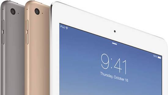 Apple iPad Air 2 Feat 22 Mar 2016
