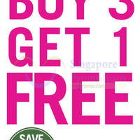 Read more about Bath & Body Works Buy 3 Get 1 Free Storewide 25 - 27 Mar 2016