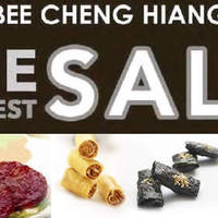 Read more about Bee Cheng Hiang Biggest Sale @ 2 Outlets 25 - 27 Mar 2016