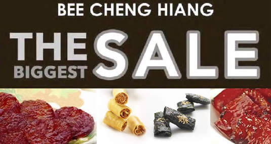 Bee Cheng Hiang Feat 25 Mar 2016