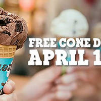 Read more about Ben & Jerry's FREE Cone Day (FREE Ice Cream Giveaway) 12 Apr 2016
