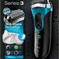 Read more about Braun 71% Off Series 3 3080 Men's Electric Foil Shaver Wet/Dry 24hr Deal 12 - 13 Mar 2016