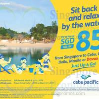 Read more about Cebu Pacific fr $85 all-in Davao, Iloilo, Clark & Cebu Promo Fares 8 - 10 Mar 2016