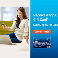 Read more about Citibank Apply Rewards Card & Get $50 Qoo10 Gift Card 11 Mar - 30 Apr 2016