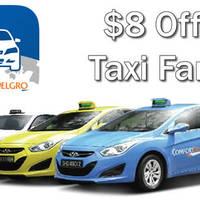 Read more about Comfort Taxis $8 Off Fare Promo Code (6am to 6pm) on 1 Apr 2016