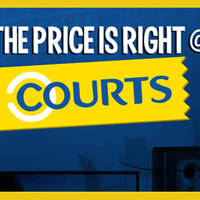 Read more about Courts $35 OFF $388 Spend Storewide Discount Coupon Promotion Code 20 Apr 2016
