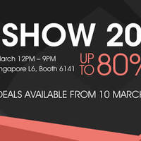 Read more about Creative IT SHOW Deals Available Online 10 - 13 Mar 2016
