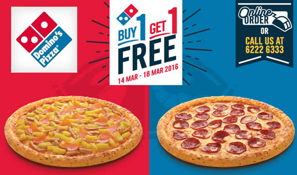 domino s pizza 1 for 1 pizzas coupon codes 14 18 mar 2016. Black Bedroom Furniture Sets. Home Design Ideas