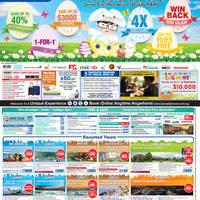 Read more about Dynasty Travel Eggs-Travaganza Travel Fair @ Suntec 25 - 27 Mar 2016