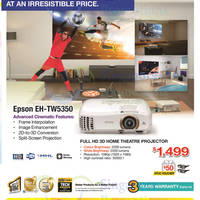 Read more about Epson Printers, Scanners & Projectors Islandwide Promo Offers 24 Mar - 22 May 2016