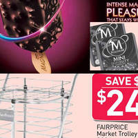 Read more about Fairprice Must-Buy Deals (Market Trolley, Magnum Ice Cream & More) 3 - 9 Mar 2016