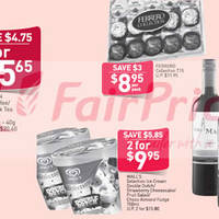 Read more about Fairprice Weekly Deals (Ferrero Collection, Wall's Selection Ice Cream & More) 31 Mar - 6 Apr 2016