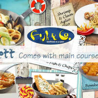 Read more about Fish & Co. $10 (Main Course + Drink) Coupon Deal @ 3 Outlets 4 - 23 Mar 2016