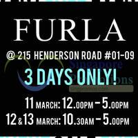 Read more about Furla Sale Event 11 - 13 Mar 2016