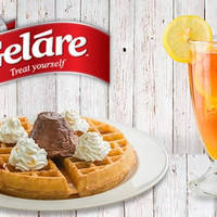 Read more about (Over 6,600 Sold) Gelare 43% Off Classic Waffle & Iced Lemon Tea From 18 Mar 2016