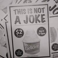 Read more about Gelare $2 Scoop of Ice Cream @ Suntec 1 - 3 Apr 2016