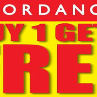 Giordano is having a storewide Buy 1 Get 1 FREE promotion for a limited time. 2nd piece must be equal or lower in value than the first piece.