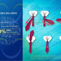 Read more about Goldlion Fashion 20% Off Coupon 10 - 31 Mar 2016