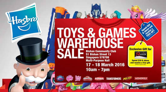 Hasbro Feat 10 Mar 2016