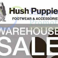 Read more about Hush Puppies Warehouse Sale 17 - 20 Mar 2016