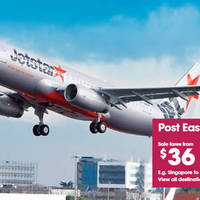 Read more about Jetstar fr $36 all-in Promo Fares 28 Mar - 1 Apr 2016