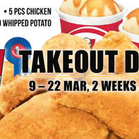 Read more about KFC $7.40 Off Takeout Deal 9 - 22 Mar 2016