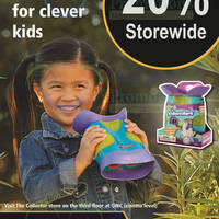 Read more about Kids Treasures 20% Off Storewide 24 - 31 Mar 2016
