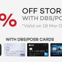 Read more about Lazada 12% Off Storewide For DBS/POSB Cardmembers (NO Min Spend) 18 Mar 2016
