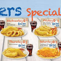Read more about Long John Silver's fr $4.90 Daily Savers Menu From 16 Mar 2016