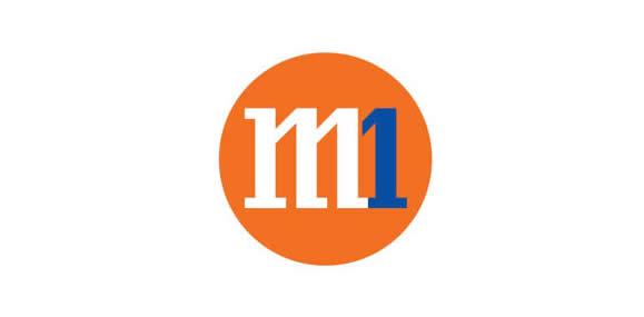 M1 Logo 21 Mar 2016