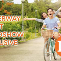 Read more about M1 Roadshow @ Waterway Point 28 Mar - 3 Apr 2016