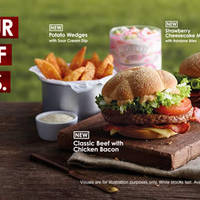 Read more about McDonald's New Beef Burgers & More From 31 Mar 2016