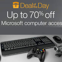 Read more about Microsoft Up To 70% Off Accessories 24hr Deal 28 - 29 Mar 2016