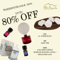 Read more about Mt. Sapola Warehouse Sale 24 - 27 Mar 2016