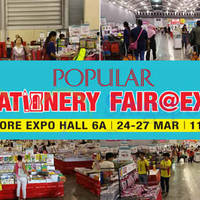 Read more about Popular Books & Stationery Fair @ Singapore Expo 24 - 27 Mar 2016