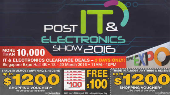 Post IT Electronics Feat 12 Mar 2016