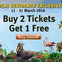 Read more about River Safari Buy 2 Get 1 FREE Promo 11 - 31 Mar 2016